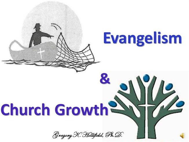 Church growth clipart.