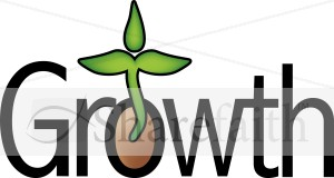 Seed Growth Christian Clipart.