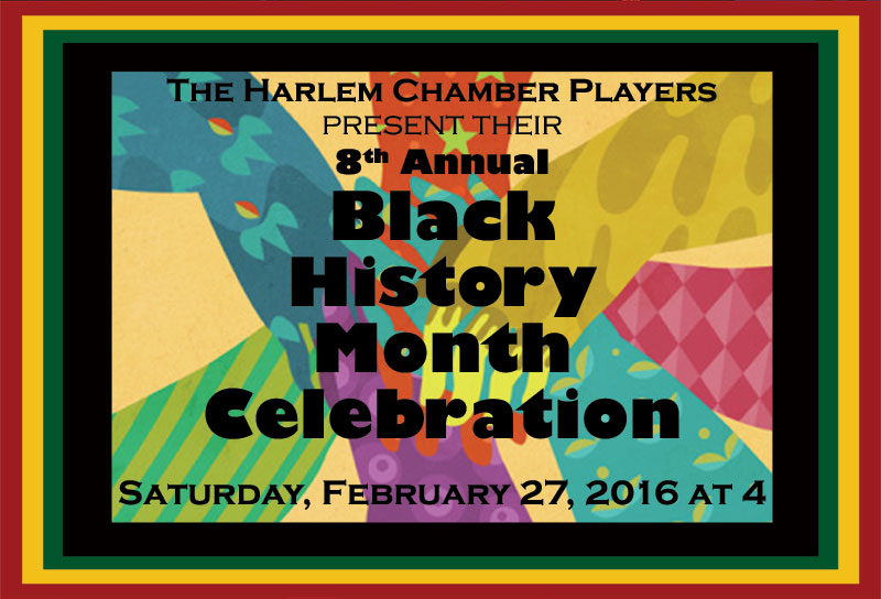 Black History Month Clip Art for Church Programs.
