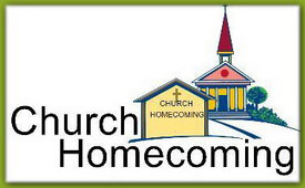 17+ Church Homecoming Clip Art.