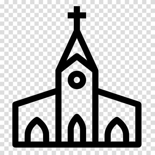 Computer Icons Christian Church Icon, Church transparent.