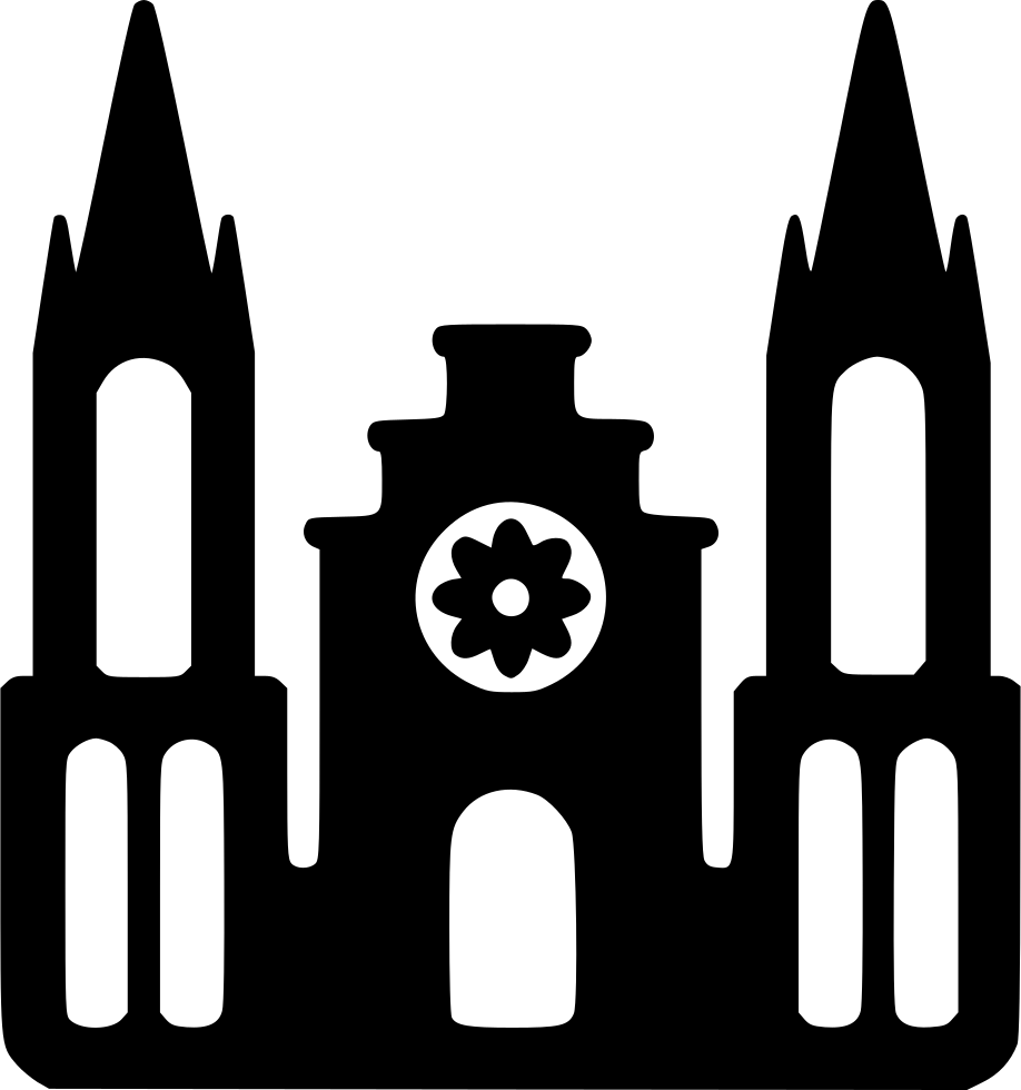 Catholic Church Svg Png Icon Free Download (#449371.