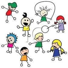 Kids Church Clip Art.