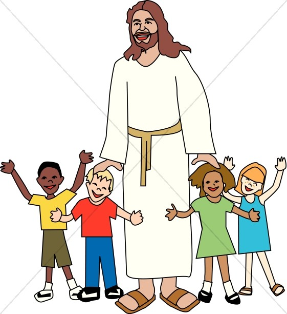 Children's Church Clipart, Sunday School Clip Art.