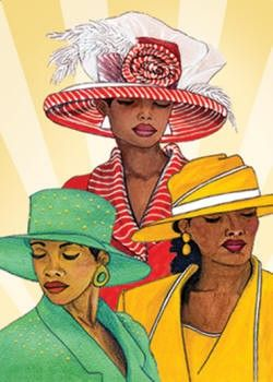 Black church women clipart 1 » Clipart Station.