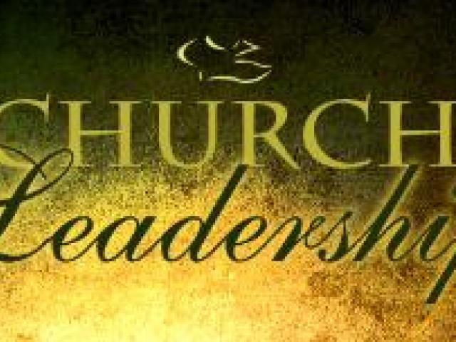 Church Leadership Cliparts 8.