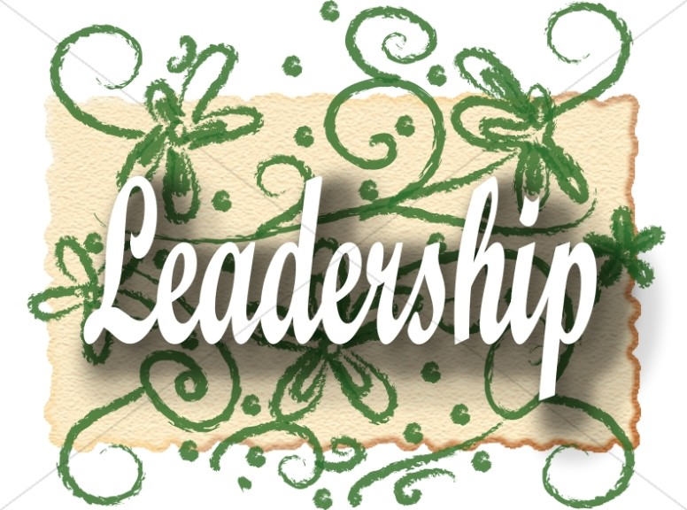 Spiritual Gift of Leadership.