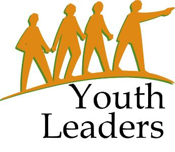 Youth leader clipart.