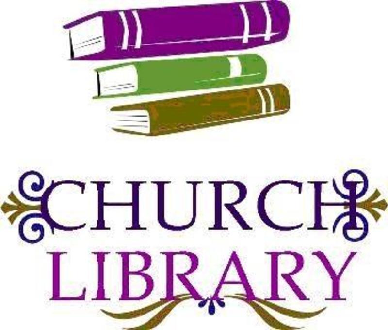 Church Library Clipart.