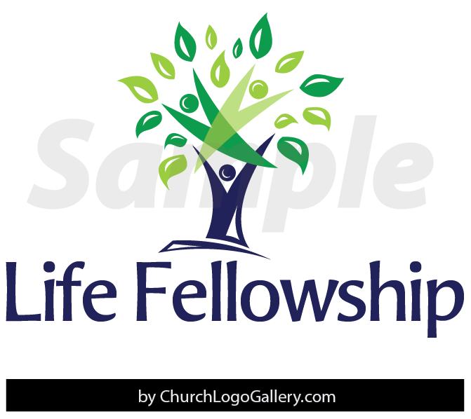 Tree and people church logo, available at www.