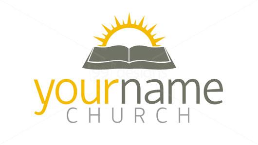 Present your New ideas using Church Logo Designs.