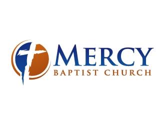 Mercy Baptist Church logo design.