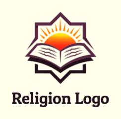 Free Spiritual Logos for Church, Synagogue, Mosque, Temple.
