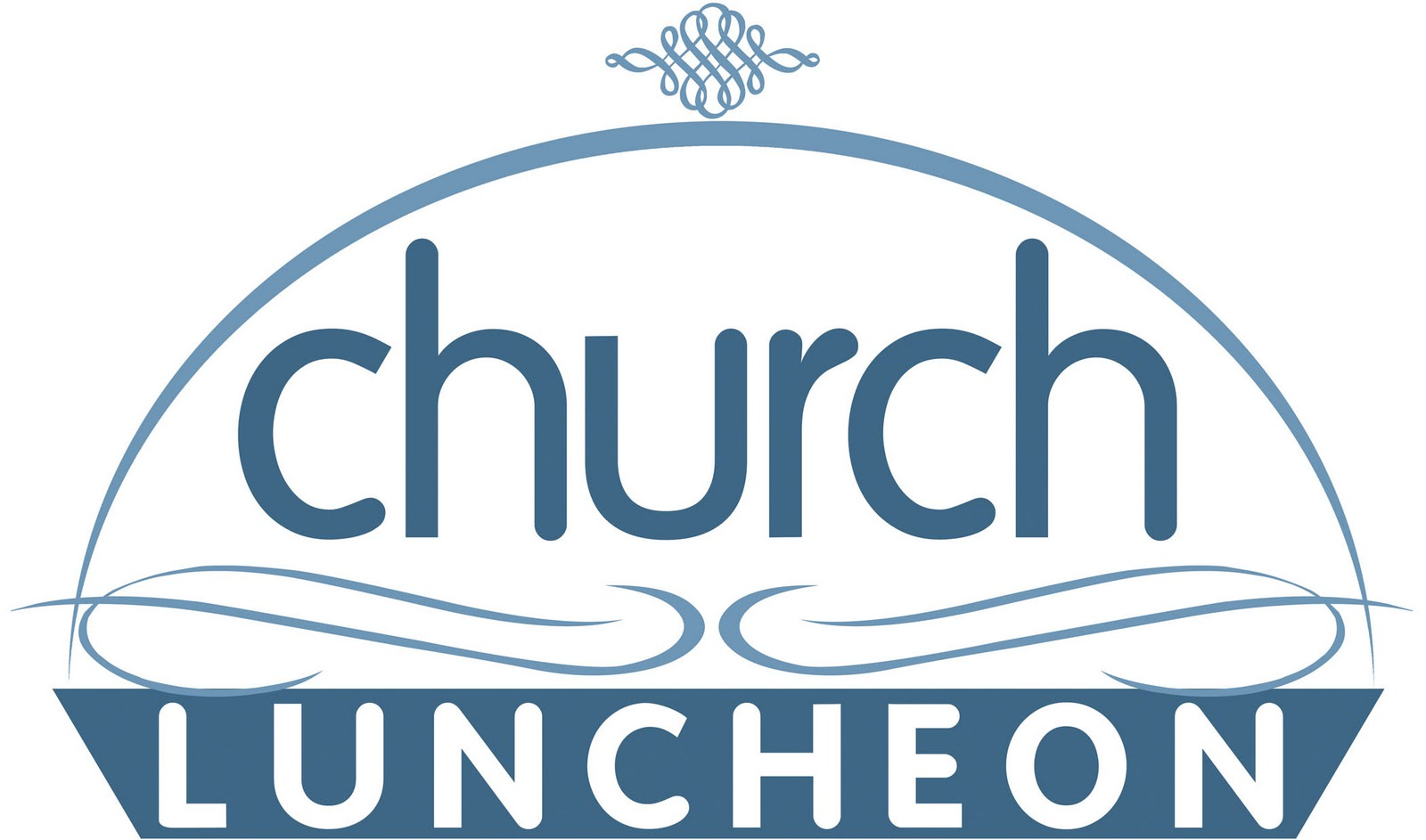 Church Luncheon Clipart.