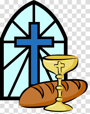 Yellow chalice , First Communion Eucharist Extraordinary.