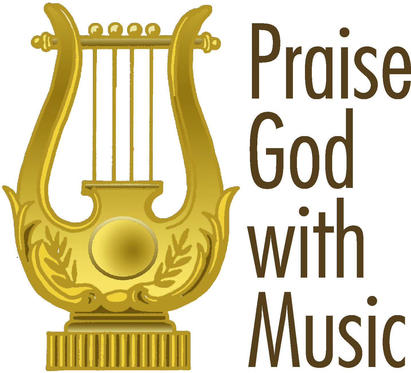 Church Music Clipart.