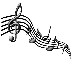 Church music clipart free.