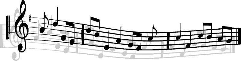 Notation clipart #4