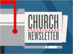 Church Newsletter Clipart (98+ images in Collection) Page 1.
