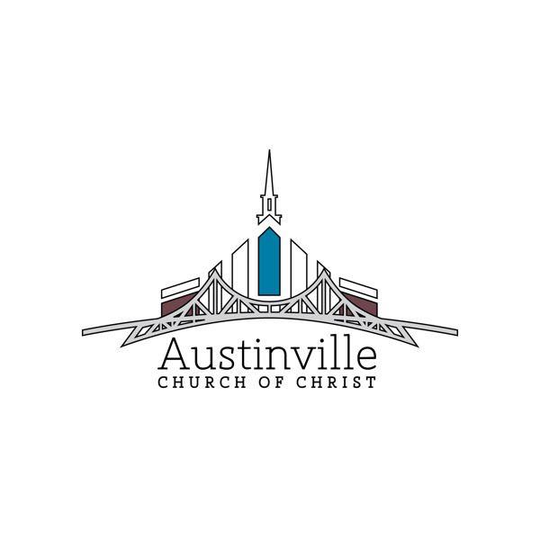 Austinville Church of Christ logo on Behance.