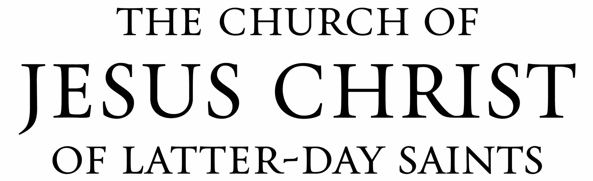 Church of Jesus Christ of Latter.