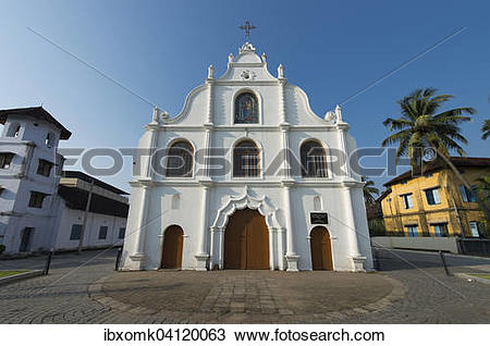 Stock Photo of Roman Catholic Church of Our Lady of Hope, one of.