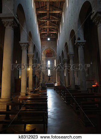 Stock Photo of The Church of St Andrew the Apostle.