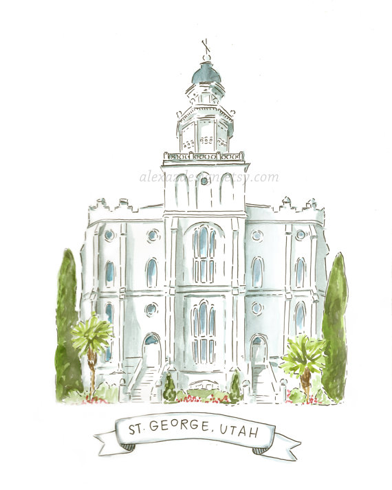 1000+ images about St. George Utah Temple on Pinterest.