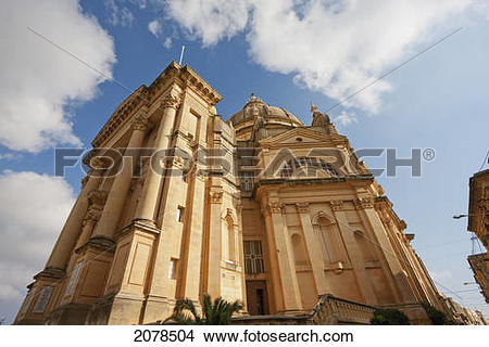 Stock Photo of The Rotunda Church, Dedicated To St. John The.