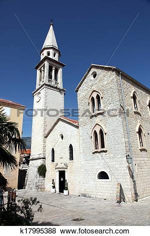 Pictures of Church of the Saint John the Baptist, catholic church.