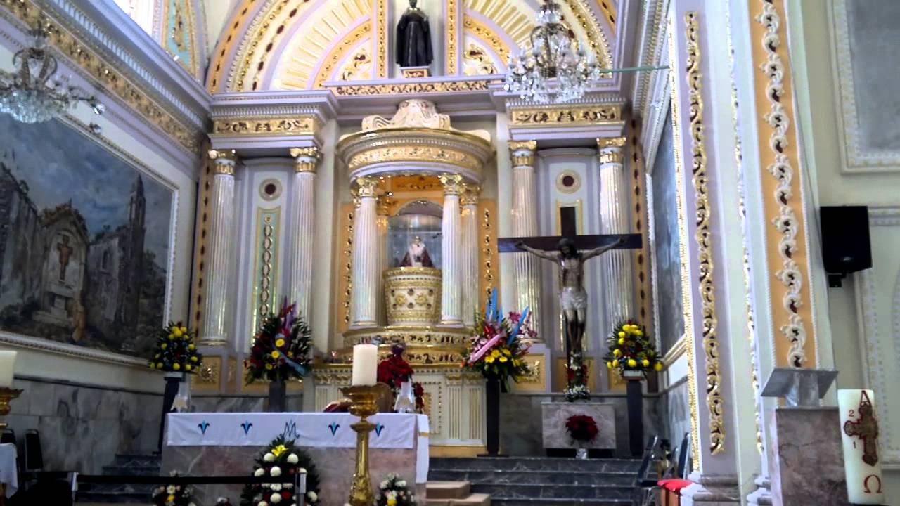 Tepeaca Puebla Parroquia.