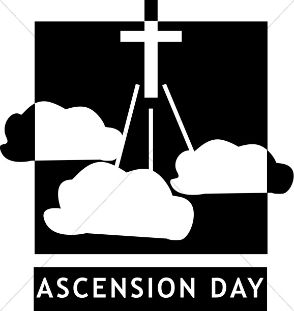 Ascension Word Art, Ascension Word art.