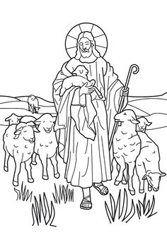 Church of the good shepherd clipart - Clipground