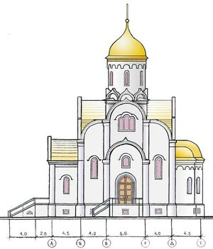 Official Website of Orthodox Christian Church in Thailand (Moscow.