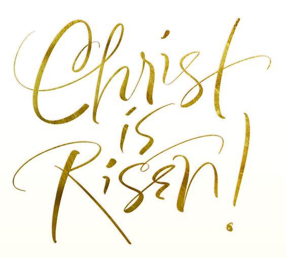 Easter Resurrection Clip Art.