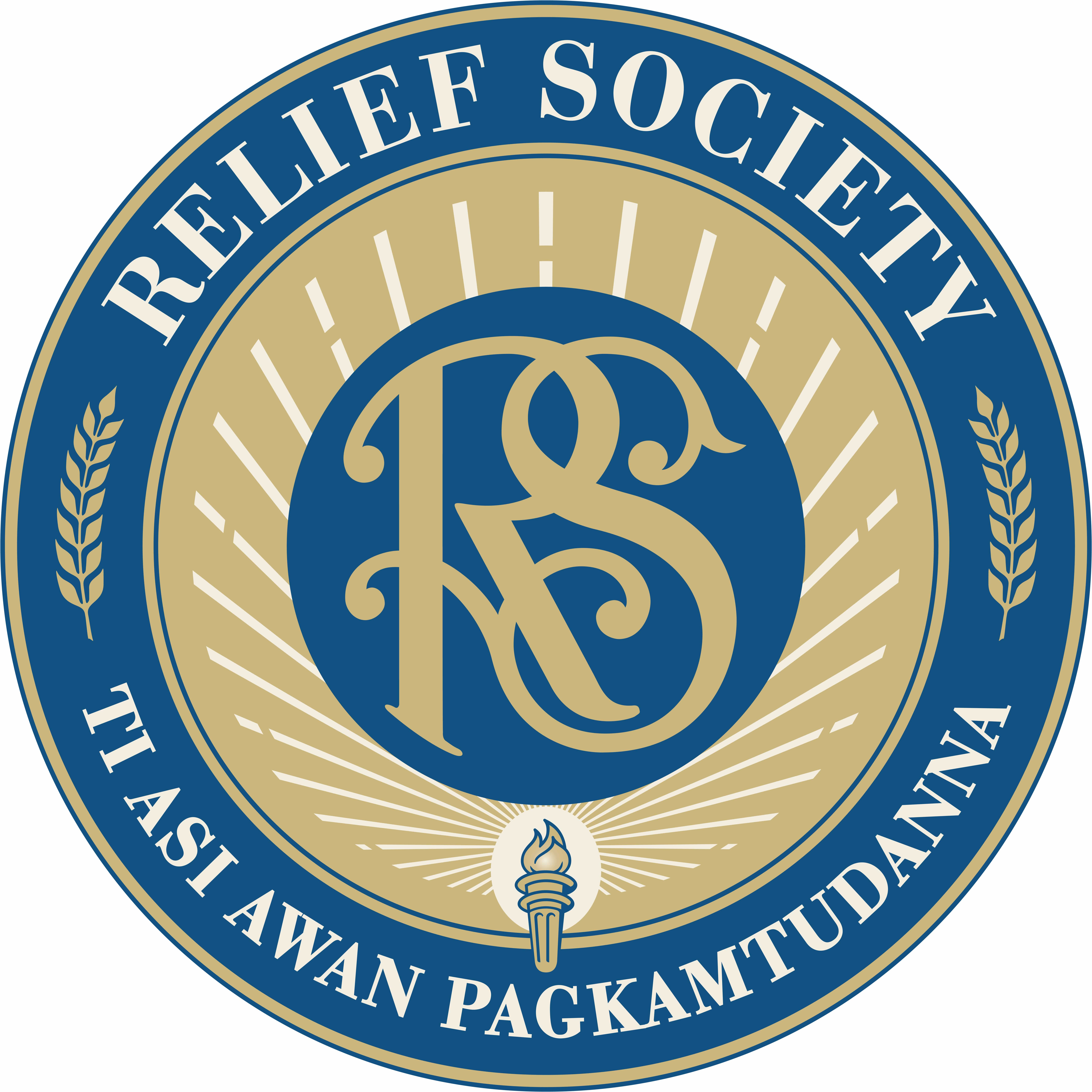 Relief Society Seal, Bookmark, and Poster.
