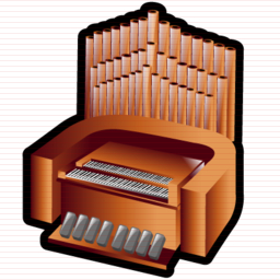 Pipe organ clipart free.