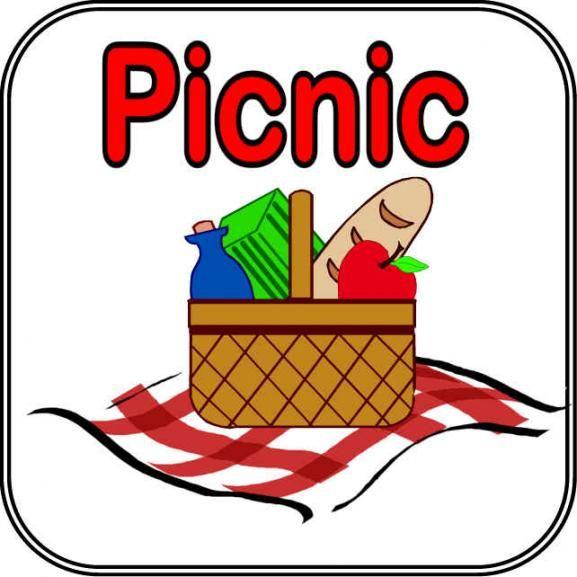 picnic free clipart.