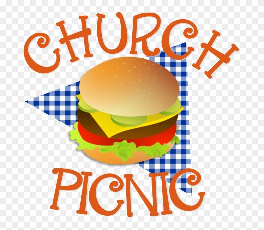 Church Picnic Clipart.