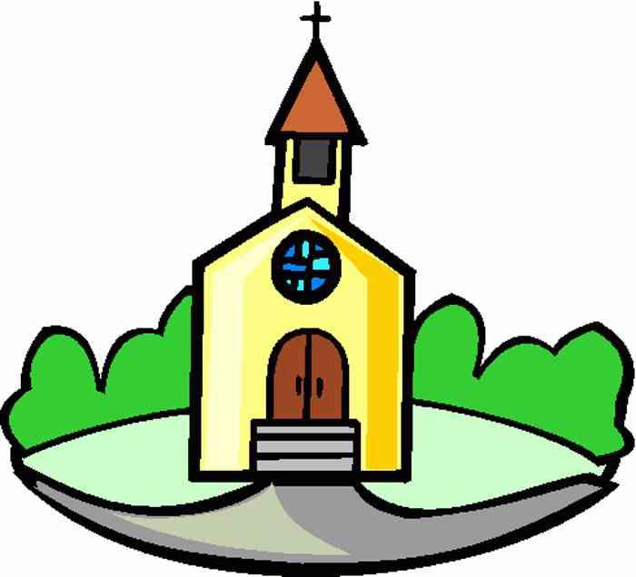 Church Clip Art.