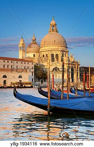 Stock Images of Venice.