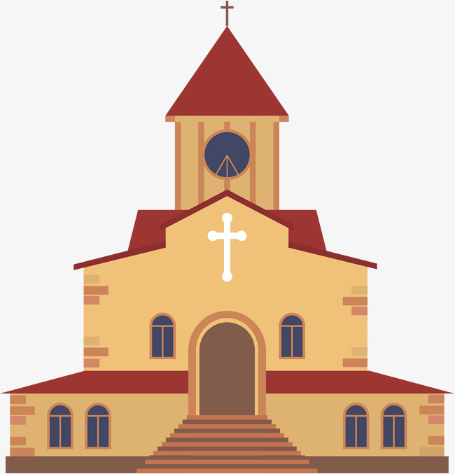 Church Png, Vectors, PSD, And Clipart Wi #372303.