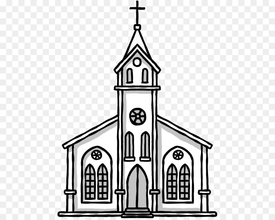 Church PNG Transparent Images.