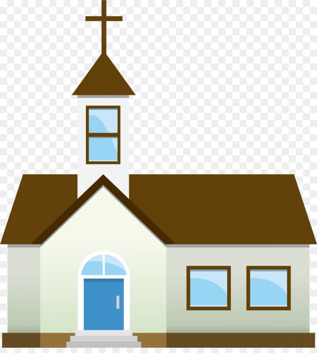Png Church Cartoon Architecture Church Png Vector Mate.