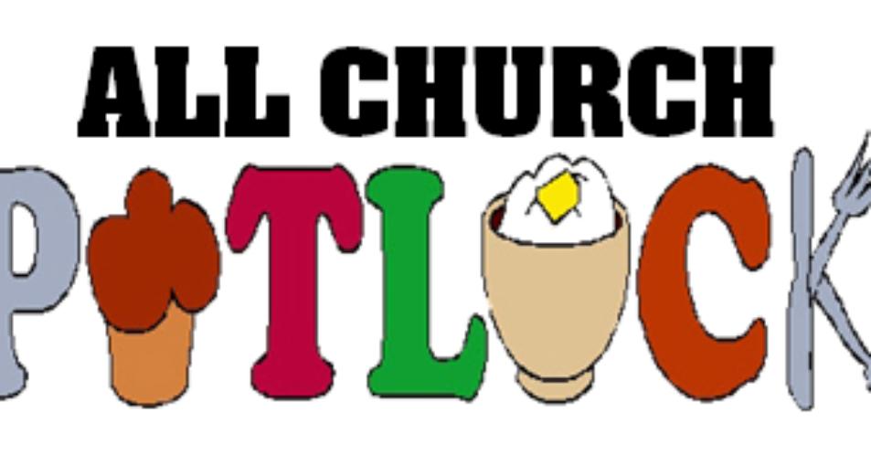 Church Potluck.