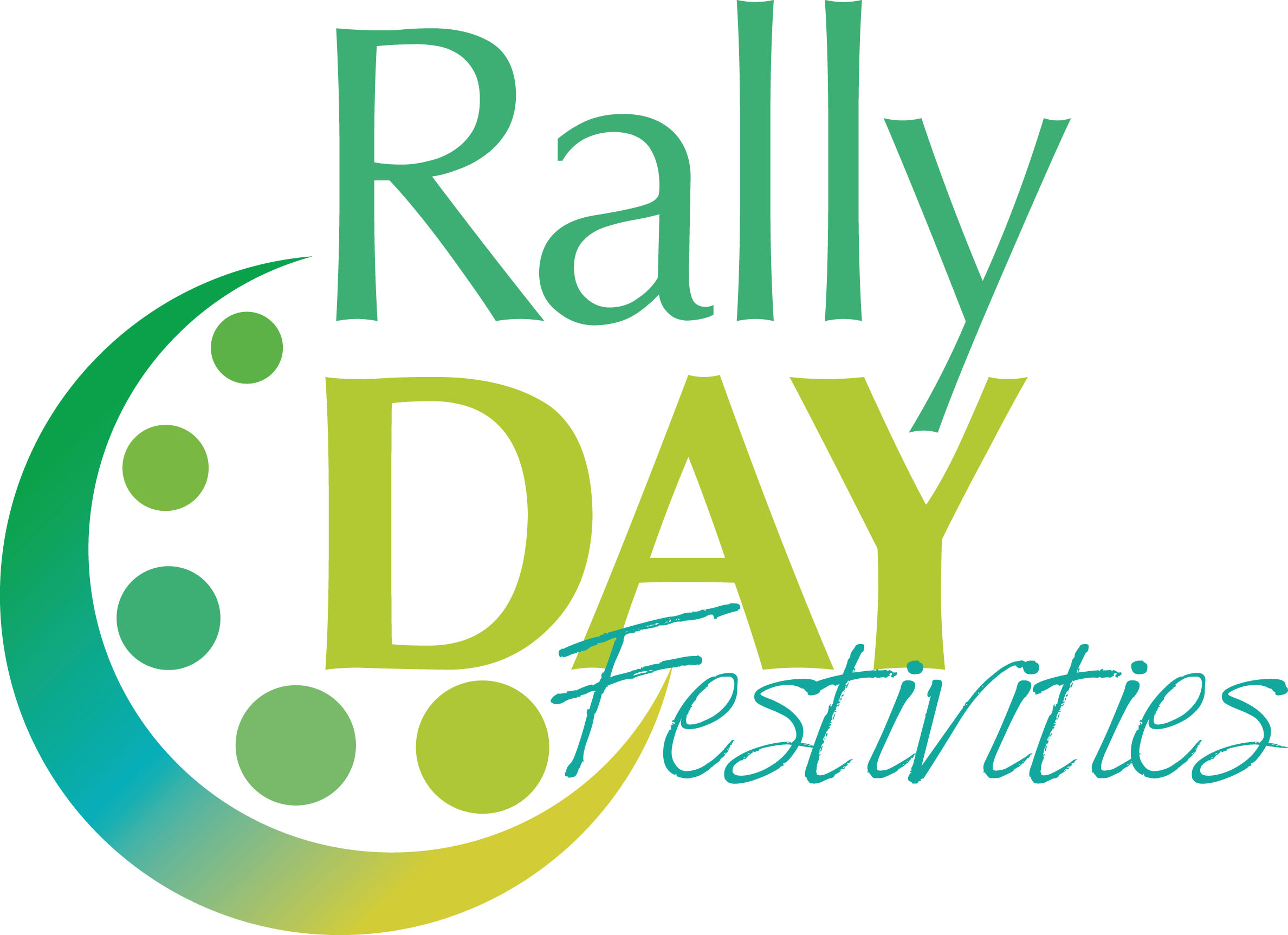 Rally Day 2018.