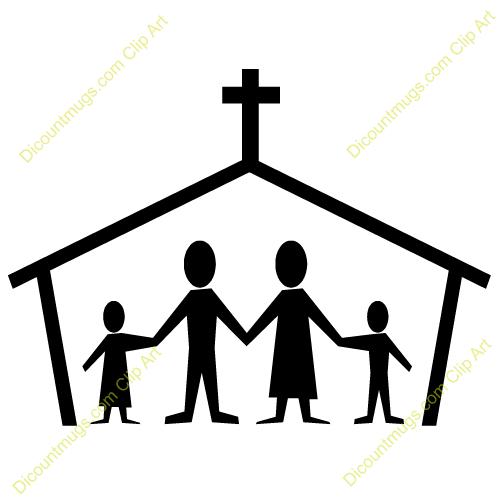 Church Social Clipart.