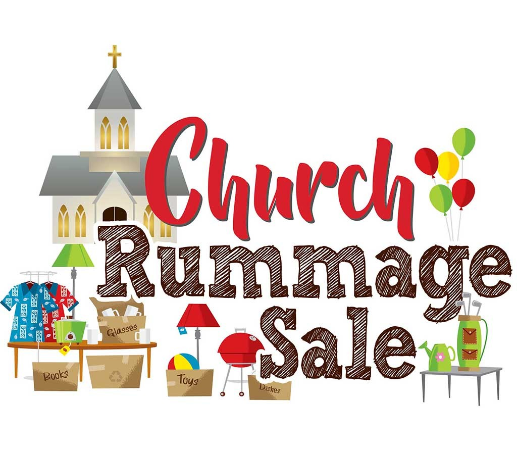 Rummage Sale — St. Mary Magdalene Orthodox Church.