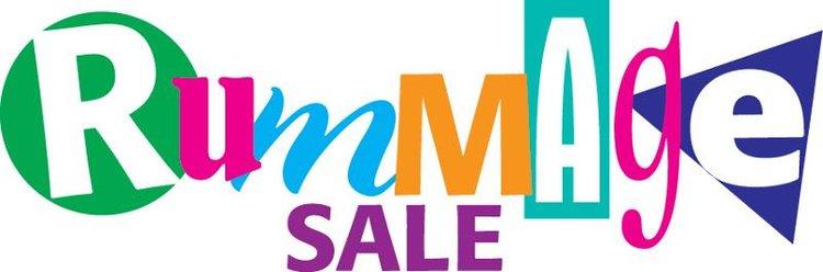 Rummage Sale Clipart & Free Clip Art Images #13236.