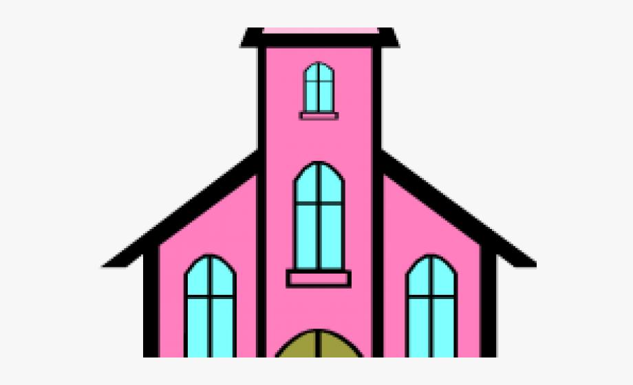 Religious Clipart Church Service.